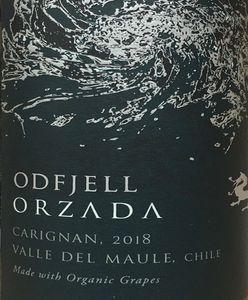 Odfjell Ordaza Carignan 2018