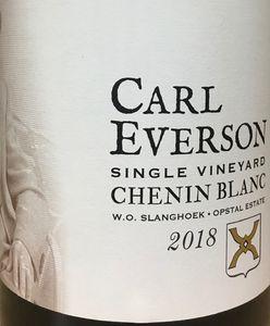 Opstal Carl Everson Chenin Blanc 2018