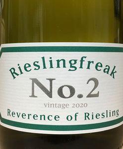 Rieslingfreak No 2 Riesling 2020