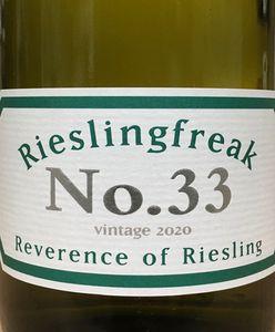Rieslingfreak No 33 Riesling 2020