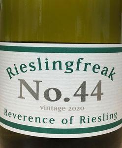 Rieslingfreak No 44 Riesling 2020
