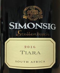 Simonsig Tiara 2016