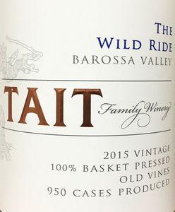 Tait Wild Ride 2015