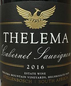 Thelema Cabernet Sauvignon 2016