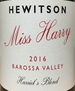 Hewitson Miss Harry Harriets Blend 2016
