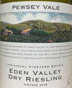 Pewsey Vale Riesling 2019