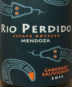 Rio Perdido Cabernet Sauvignon 2012