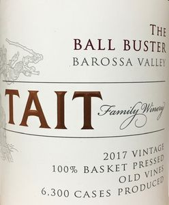 Tait Ball Buster 2017