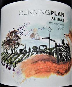 Thistledown Cunning Plan Shiraz 2019