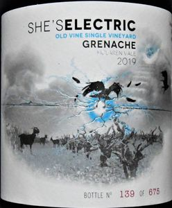 Thistledown Shes Electric Grenache 2019