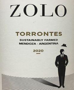 Zolo Torrontes 2020