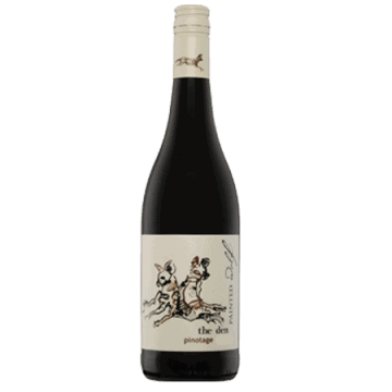 Painted Wolf the Den Pinotage