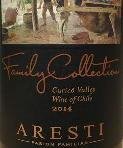 Aresti Red Blend 2014