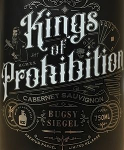 Kings of Prohibition Cabernet Sauvignon