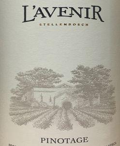 LAvenir Pinotage 2014