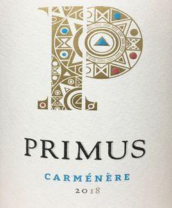Primus Carmenere 2018