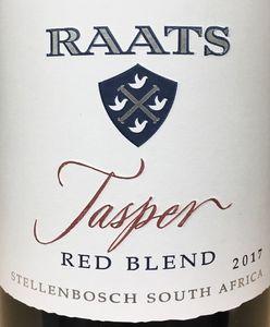 Raats Jasper Red 2017