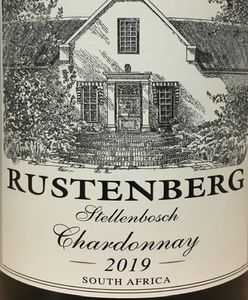 Rustenberg Chardonnay 2019