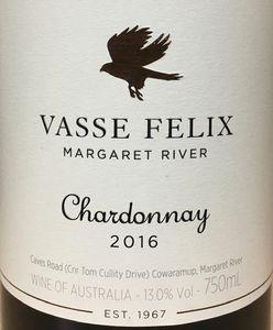 Vasse Felix Chardonnay 2016