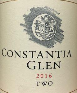 Constantia Glen Two 2016