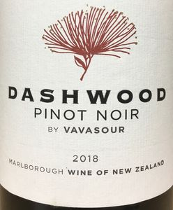 Dashwood Pinot Noir 2018