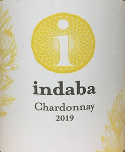 Indaba Chardonnay 2019