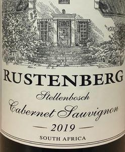 Rustenberg Cabernet Sauvignon 2019