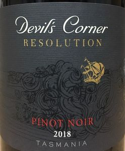 Devils Corner Resolution Pinot Noir 2018