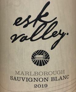 Esk Valley Sauvignon Blanc 2019