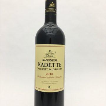 Kanonkop Kadette Cabernet 2018