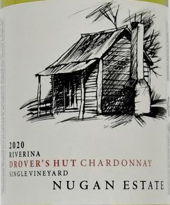 Nugan Drovers Hut Chardonnay 2020