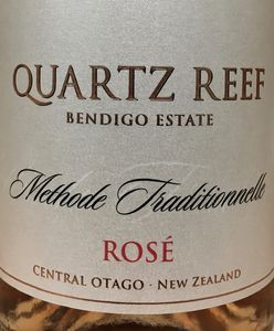 Quartz Reef Sparkling Rose NV