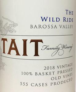 Tait The Wild Ride 2018
