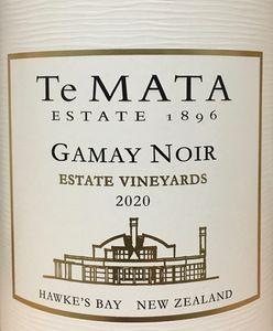 Te Mata Gamay Noir 2020