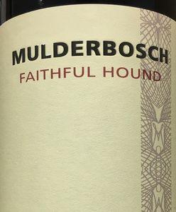 Mulderbosch Faithful Hound 2017