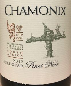 Chamonix Feldspar Pinot Noir 2017