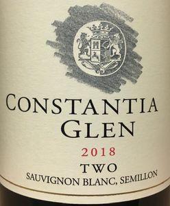 Constantia Glen Two 2018