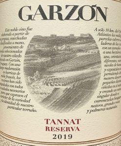 Garzon Tannat Reserva 2019