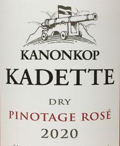 Kanonkop Kadette Pinotage Rose 2020