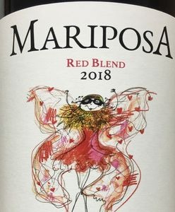 Gillmore Mariposa Red Blend 2018
