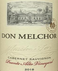Don Melchor Cabernet Sauv 2016 (1)