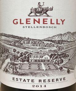 Glenelly Estate Reserve 2014