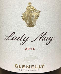 Glenelly Lady May 2014
