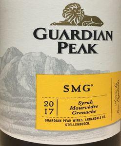 Guardian Peak SMG 2017