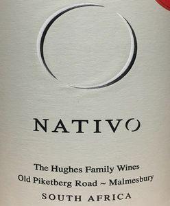 Hughes Family Nativo Red 2017