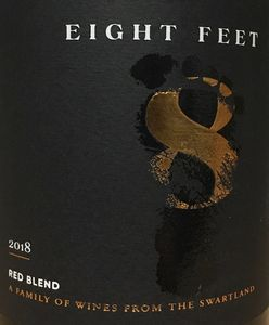 Kloovenberg Eight Feet Red Blend 2018