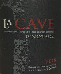 La Cave Pinotage 2018