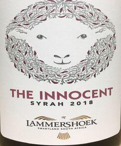 Lammershoek The Innocent Syrah 2018