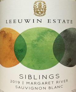 Leeuwin Siblings Sauvignon Blanc 2019