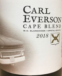 Opstal Carl Everson Cape Blend 2018